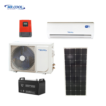 Smart On Off Grid Solar Air Conditioner 24000btu With 5