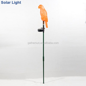 2017 New Wholesale solar insect killer Lamp Solar Power Bank 3 Colours Light Outdoor IP44 Waterproof For Garden Decorative Light