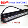 "40"" 400W led offroad light bar Raptor f250/f350 offroad led light bar"