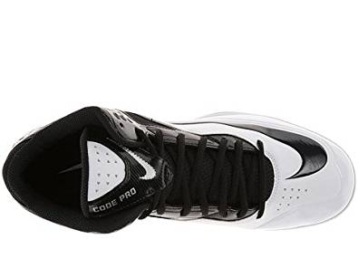 pretty nice a4ea8 93a0c Buy Nike Lunar Code Pro 3 4 D Football Cleats (17, Black Anthracite-White)  in Cheap Price on m.alibaba.com