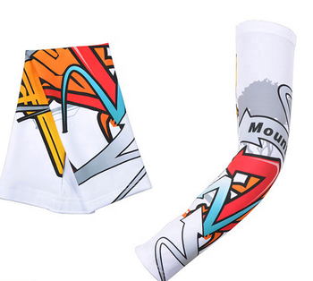 Sports running Arm Sleeve with customized logo