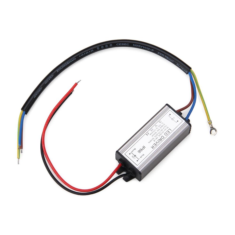 Led Waterproof Light Transformer Power Supply Driver 10v