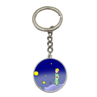 Amazon Hot Selling The Little Prince Metal Key Chain
