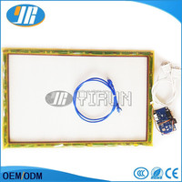 22 inch 16:9 infrared touch 3M protocol rs232 and RJ45 interface, Support POG ,FOX340 ,WMS GAMES.