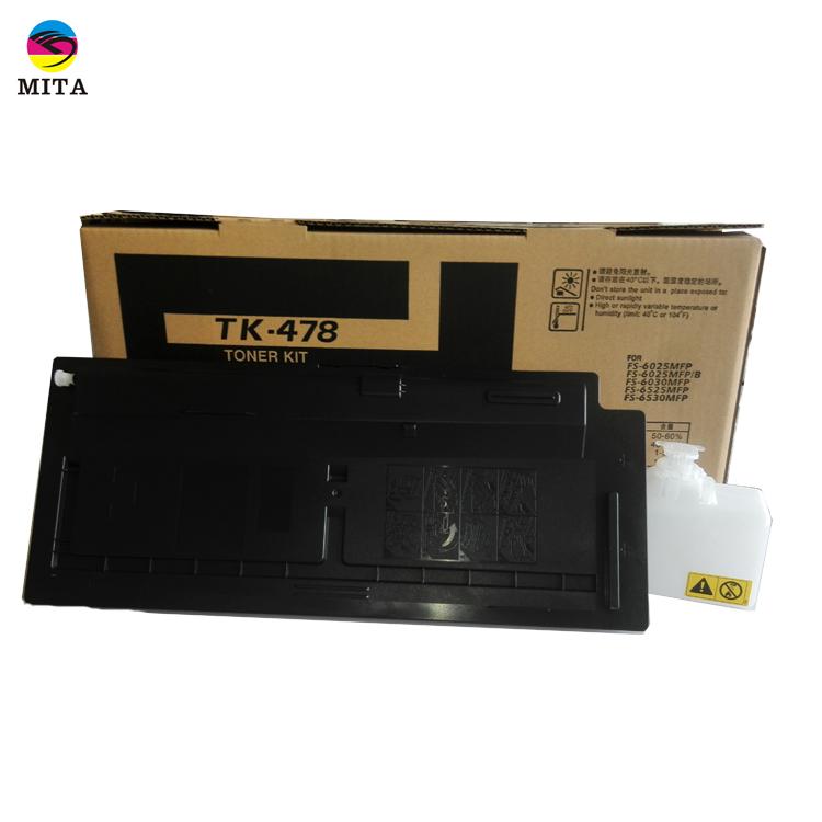 תואם Kyocera TK478 טונר מחסנית עבור FS6025 6030 6525 6530MFP