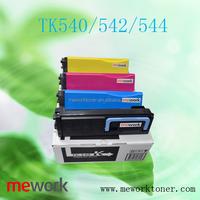 Toner cartridge TK540/542/544 for Kyocera laser printer
