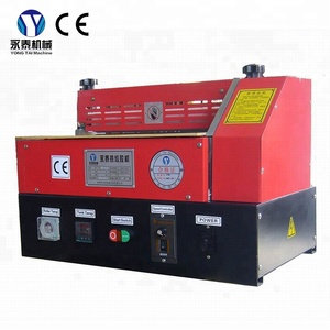 YT-GL830 2018 high quality competitive price professional hot melt glue rolling machine