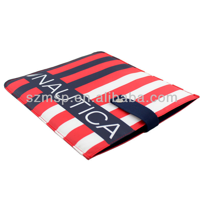 Nylon tablet PC sleeve case