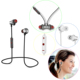 Elegant Bluetooth 4.1 Wireless black Noise Cancelling Sport In-Ear Stereo Earphones with Mic