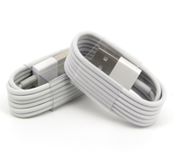 Factory Cheap USB Cable for iPhone Data Sync Charging Mobile Phone Cable 1M 2M 3M For iphone Charger