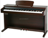 composite wood shell electric piano/upright digital piano/LED display electronic piano
