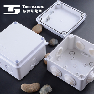 New style ip65 pvc junction box enclosure prices