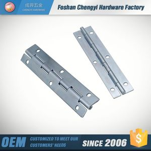 Long Plastic Flexible Pvc Door Hinge