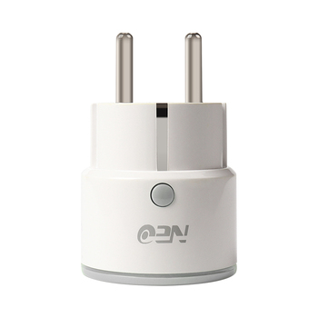 Hot selling Wifi smart power plug EU wireless power wifi smart plug