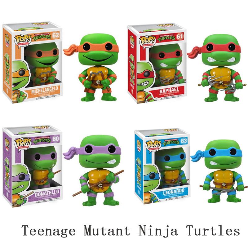 Teenage Mutant Ninja Turtles Names And Colors And Weapons  Teenage Mutant ...