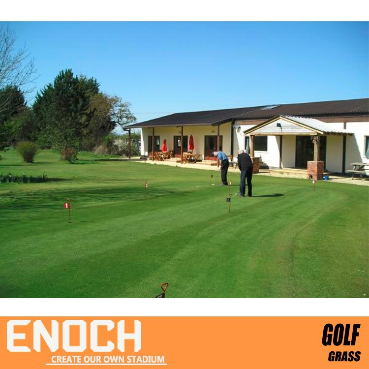 Indoor or out door Golf synthetic grass artificial turf
