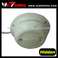 WETRANS TR-LH811 Sony Color CCD Pinhole Lens Smoke Detector Security Camera Fake
