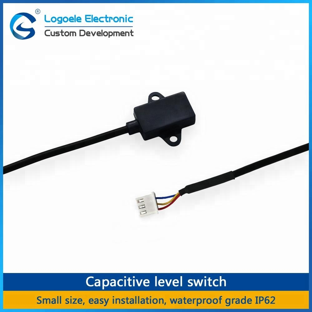China Level Capacitive Sensor Inductive Proximity Switch Lm8 Electronic And Manufacturers Suppliers On