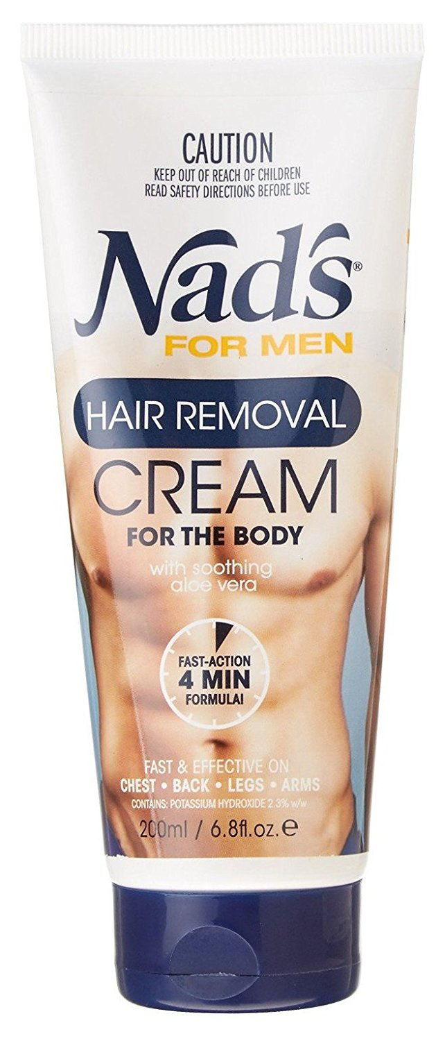 Buy Nads For Men Hair Removal Cream 6 8 Oz Pack Of 3 In Cheap