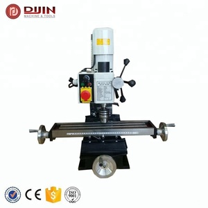 2018 mini milling machine 16mm drill press for hobby