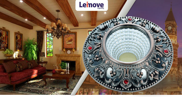 Leimove gold best led spotlight ceiling for sale-2