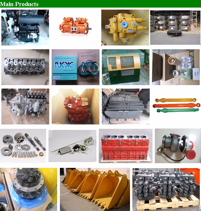 Construction Machinery Parts SK200-6 Center joint& SK210-6 Excavator center joint for KOBELCO, YN55V00037F2