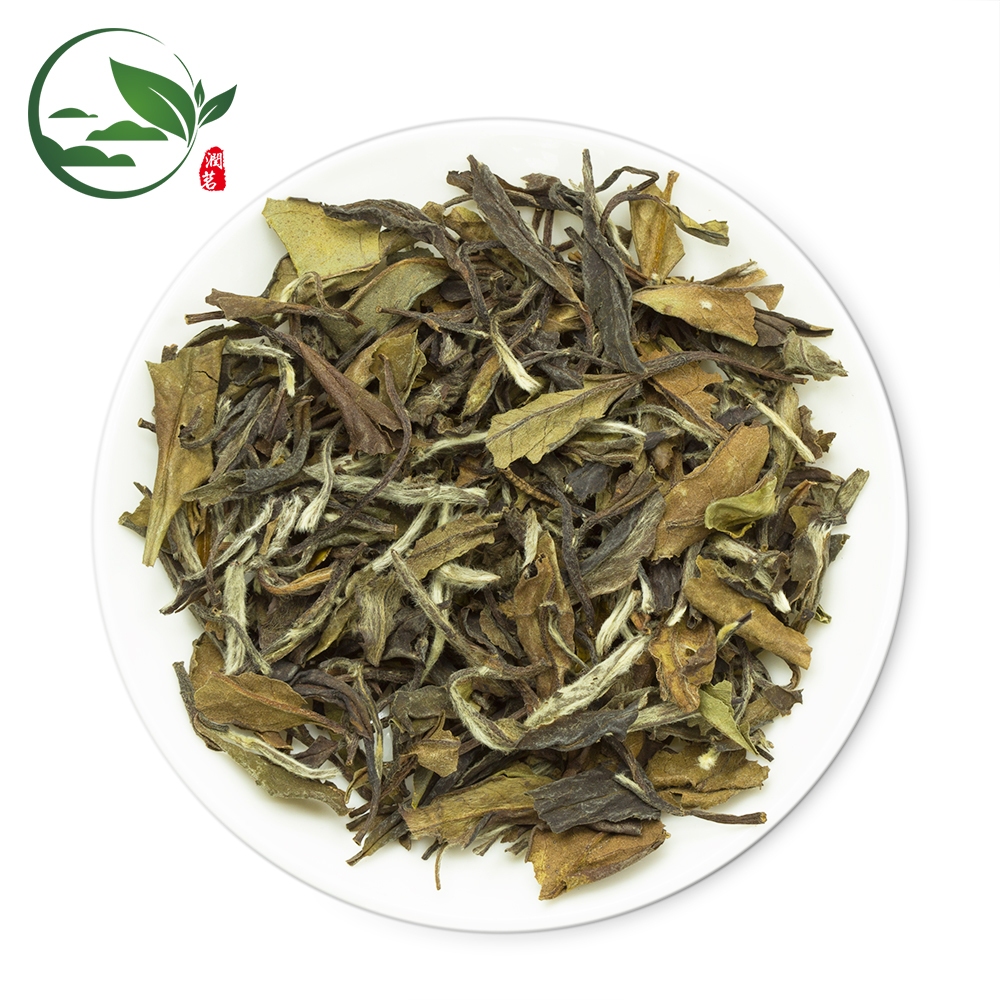 EU Standard Imperial Spring BaiMuDan White Peony White Tea Leaves - 4uTea | 4uTea.com