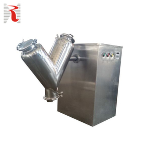 VH-5 Dry Pharma Machine Food Powder Mixer For Sale