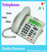 Antique style hotel telephone with Two lines change free