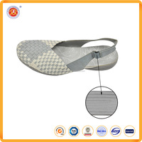 Garment accessories shoes material elastic band used for shoes for shoes