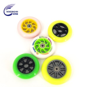 Professional speed skate wheels