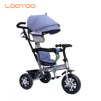 Car Type lower price children trike / triciclo kids with high quality / 360 baby tricycle 2019 new models