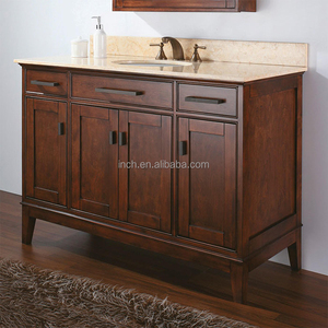 building materials ,french bathroom vanity cabinet,used bathroom vanity cabinets with PVC door