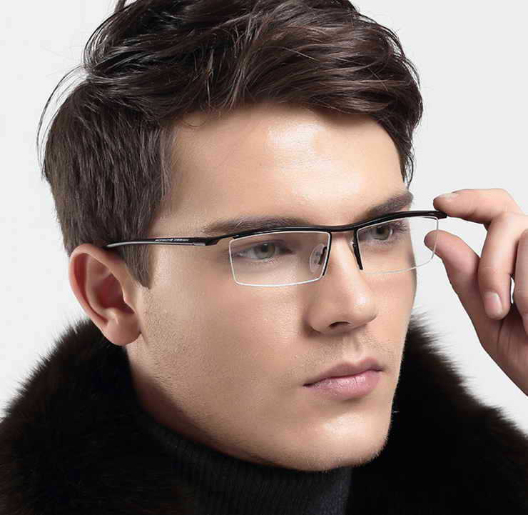 Are Rimless Glasses In Fashion 2014 Www Tapdance Org
