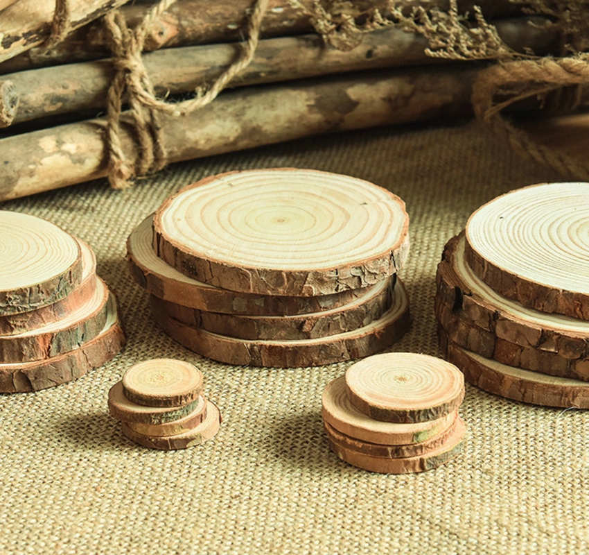 Original <strong>wood</strong> slices <strong>wood</strong> centerpiece slice round <strong>wood</strong> pieces