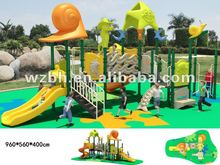 Distinctive Plastic Outdoor Playsets BH2601