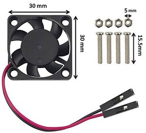 R3064 5V/3.3V 3010 Size Electrical Panel Micro DC Raspberry Pi CPU Cooling Fan