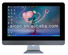 18.5,21.5,27,32,36,42,55,65 inch cheap touchscreen all in one desktop computer