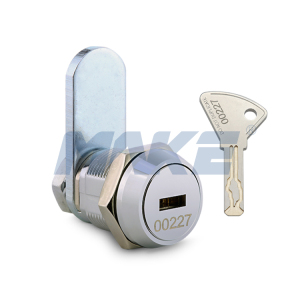 M3 High Security Safe Deposit Box Cam Lock With International Patent