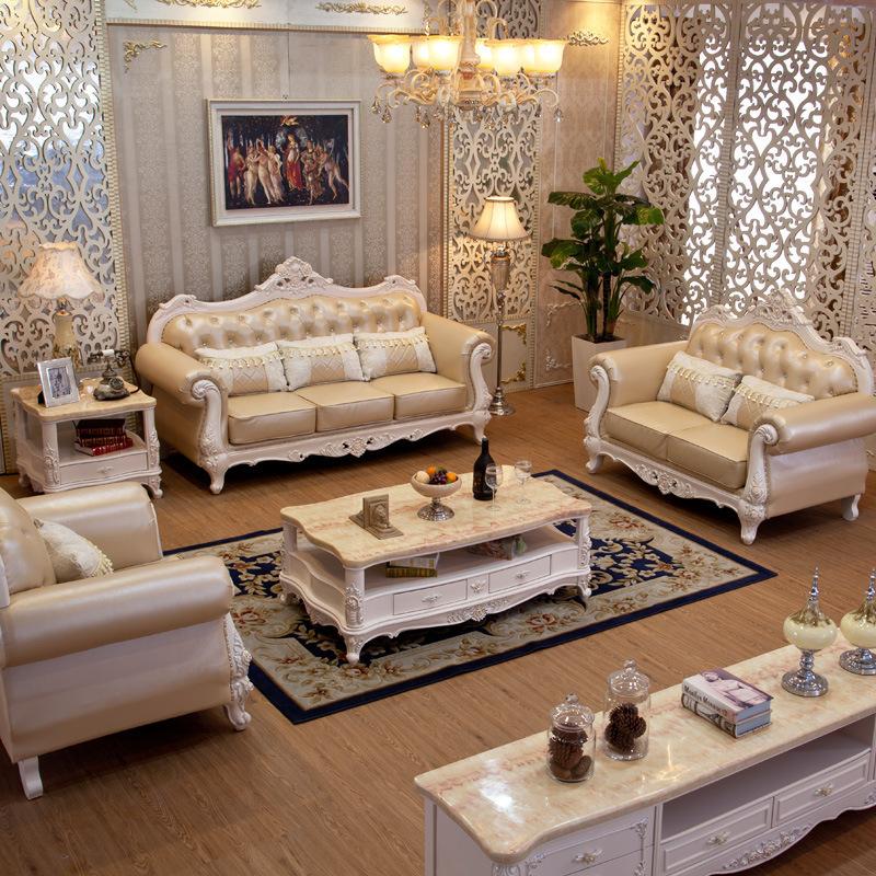 white european classical sofa - photo #13