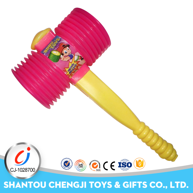 New style beach toys funny baby plastic hammer toy for sale