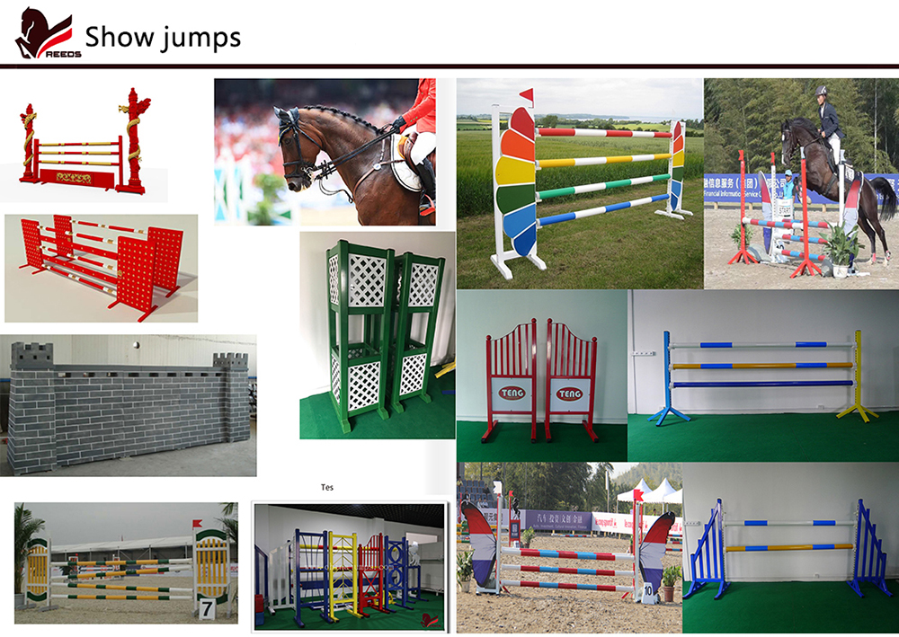 Water Trays voor Horse Race Training