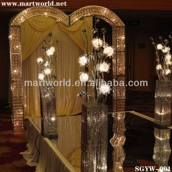 Wedding Arches Columns Suppliers And Manufacturers At Alibaba