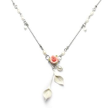 Namo Lily & Rose Necklace