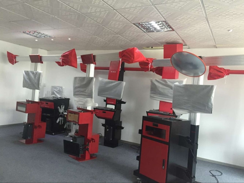 used alignment machine for sale