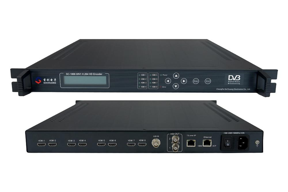 UDP SDI IPTV HD HD1080P H.264 H.264 HEVC Encoder per IP Audio Video IPTV In Streaming iptv hd encoder 1080 p hd encoder