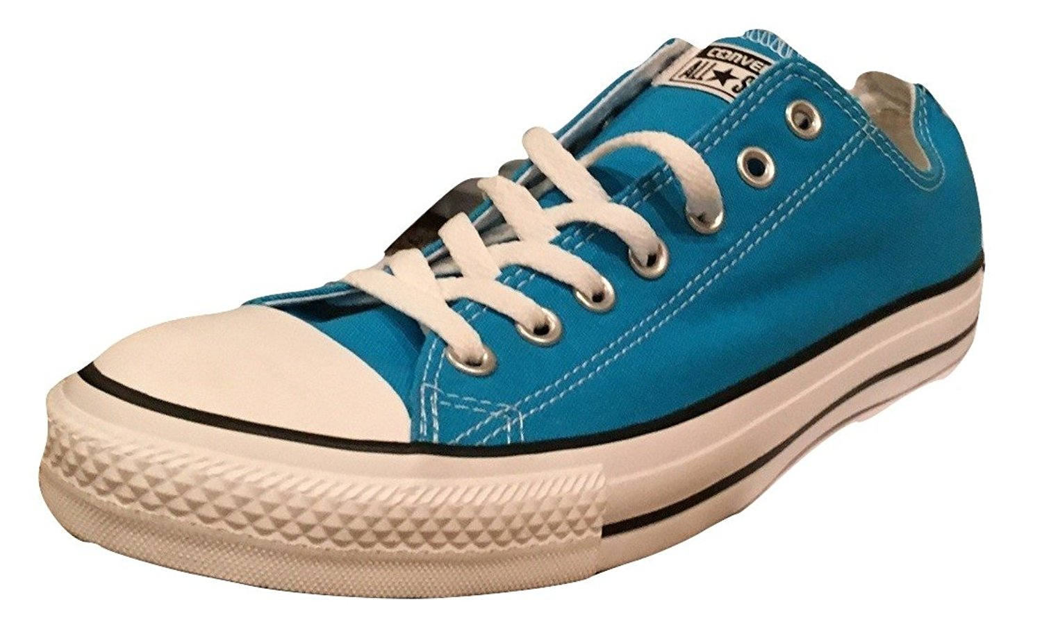 08bdb9ac441e Get Quotations · Converse Unisex Chuck Taylor Ox Blue Danube Canvas Shoes  (10 Mens 12 Womens)