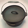 cast iron dutch oven/cast iron stove oven/curling iron oven