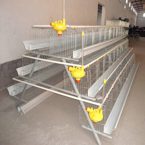 China direct Supplier egg poultry chicken cage farm equipment For Sale