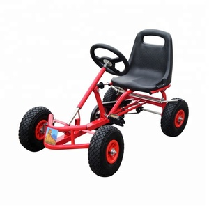 2018 newest China kids pedal go karts for sale